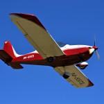 Bradelaide Multimedia Photography for the Aldinga Airfield website - light plane in flight