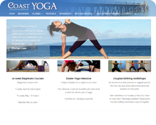 Coast Yoga Centre